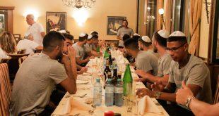 ארוחת שבת מכבי חיפה